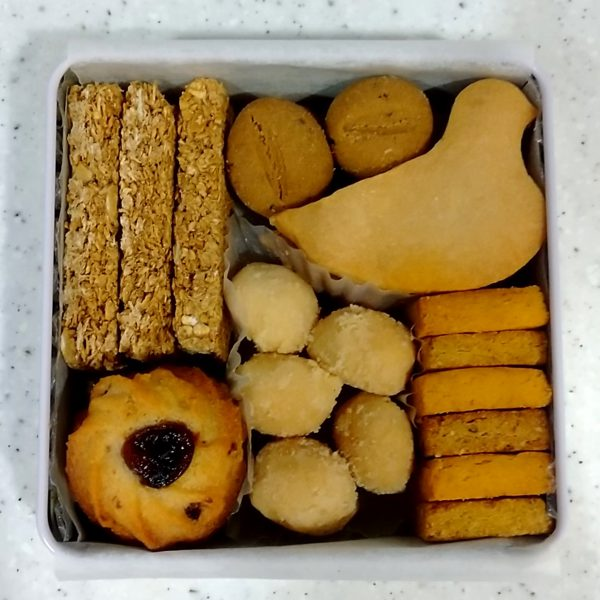 トリちゃんのクッキー缶