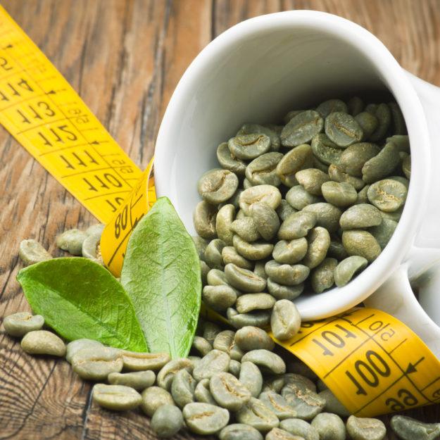 感動のグリーンコーヒー